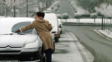 L'onada de fred més severa en cinc anys gelarà Catalunya durant tres dies