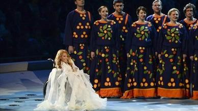 Ucrania no permitirá la entrada en el país a la representante de Rusia en Eurovisión