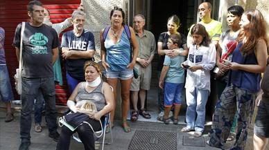 Ocupacions contra el 'mobbing' immobiliari
