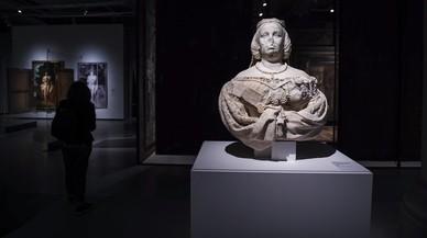 La nariz perdida de Isabel II