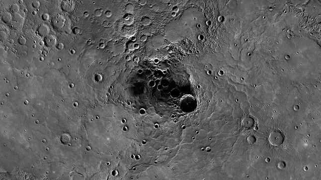 Mercurio contiene agua helada y materiales orgánicos, según la NASA