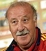 Vicente del Bosque.