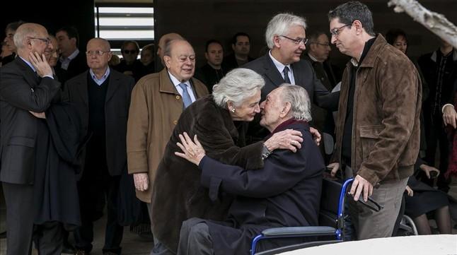 Sobrio y sentido adi s a castellet - Tanatorio sant gervasi ...