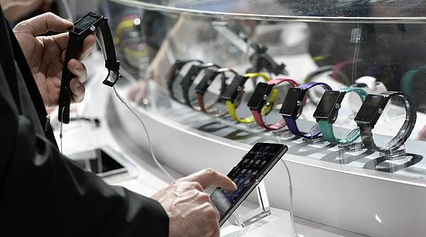 Los llamados 'wearables', o tecnología para vestir, han protagonizado la edición 2014 del Mobile World Congress.