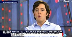 La entrevista con el 'peque�o Nicol�s' este s�bado por la noche en Telecinco