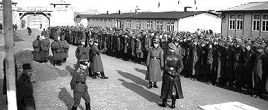 Una imagen del campo de concentraci�n de Mauthausen, del fondo documental de la Amical Mauthausen.
