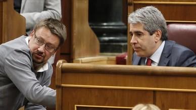 L'ofensiva catalana aterra al Congrés