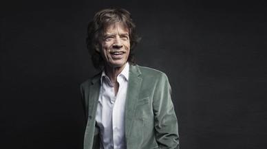 Mick Jagger, pare d'un nen per vuitena vegada als 73 anys