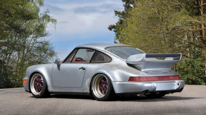 A subasta un Porsche Type 964 RSR edición limitada con solo 10 kilómetros