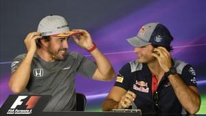 La relación entre Fernando y Carlos es excelente