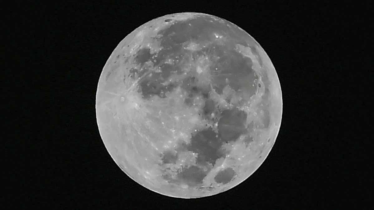 Eclipse lunar de super luna azul 2018 los mejores v deos for Que fase lunar hay hoy