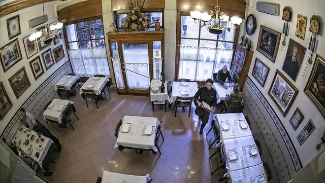 ERC pide que el restaurante Pitarra sea Bien Cultural de Interés Nacional