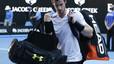 Murray s'acomiada inesperadament de l'Open d'Austràlia