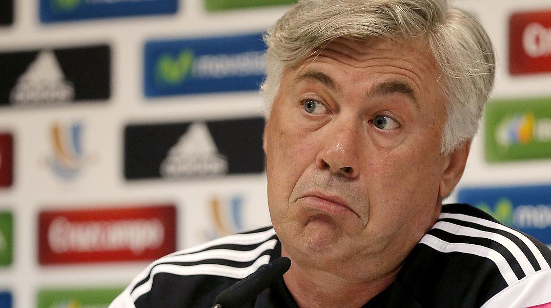 """Ancelotti anuncia que Di María """"va demanar marxar"""" del Madrid"""
