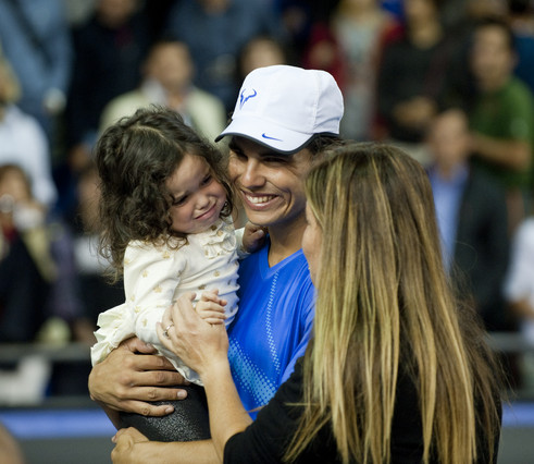 Arantxa S�nchez Vicario alumbra a su segundo hijo