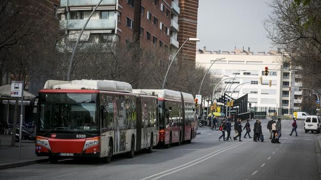 El autobús, el vecino más ruidoso de la calle Sao Paulo