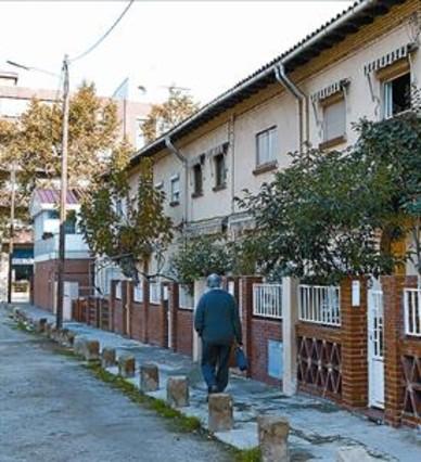 Las casitas herederas de Ramon Casas