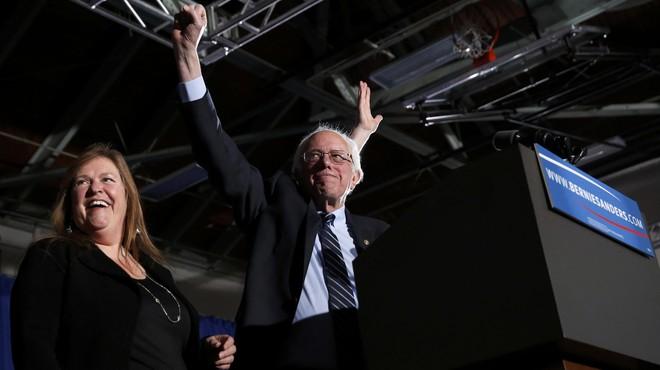 Les revolucions polítiques de Trump i Sanders triomfen a Nou Hampshire