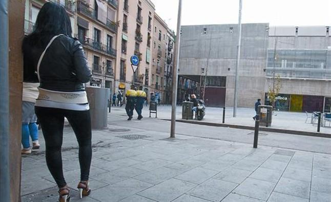 prostituta callejera prostitutas calle vitoria