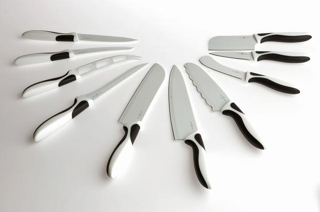 El peri dico equipa las cocinas con una exclusiva for Cuchillos de ceramica amazon