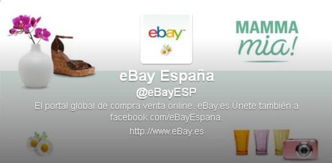 eBay se convierte en tendencia en Twitter despu�s de cancelar la subasta de Risto Mejide