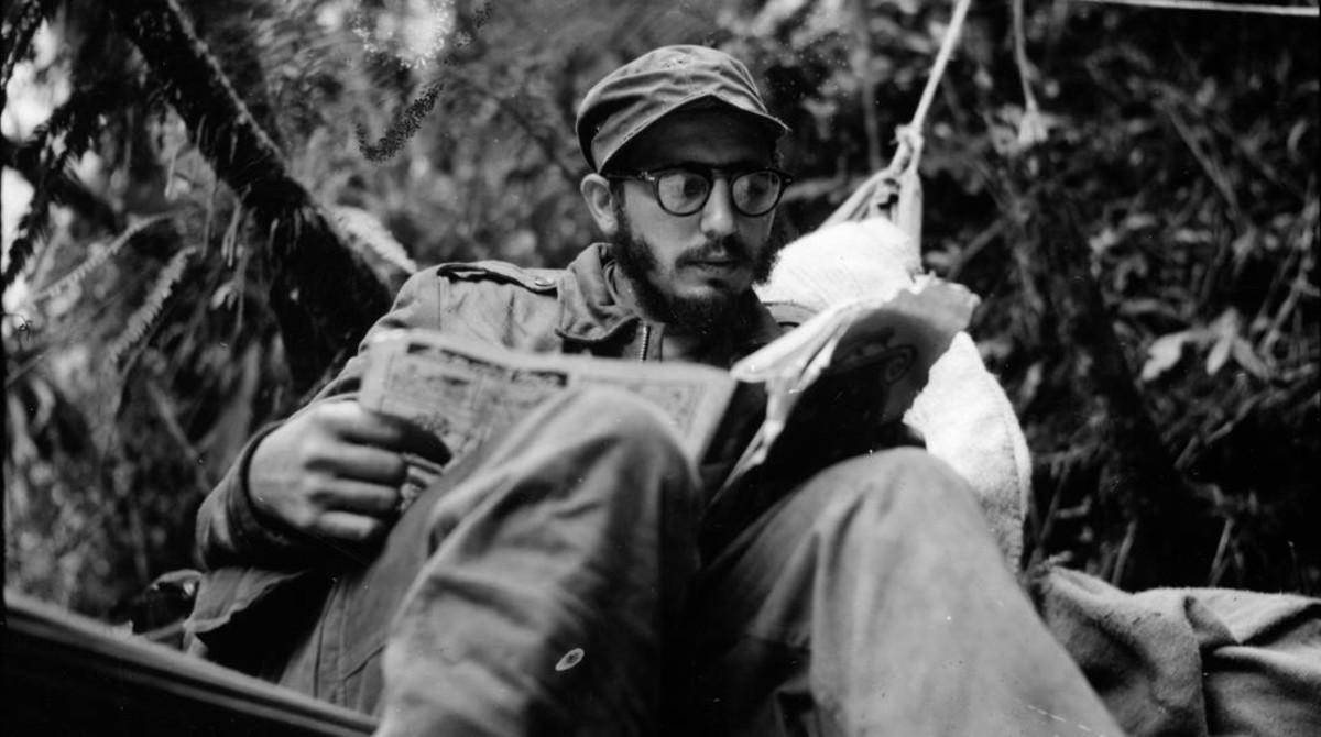 National Geographic recupera las im�genes perdidas de Fidel
