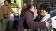 Una ecuatoriana en paro y sin ayudas gana el gordo en L'Hospitalet con un décimo regalado