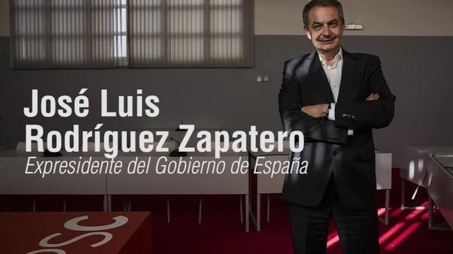 """José Luis Rodríguez Zapatero: """"Me he partido la cara por defender a Catalunya"""""""
