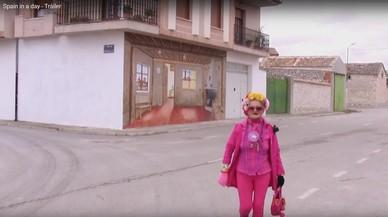 Un fotograma de 'Spain in a day'.