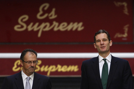 La fiscal�a anticorrupci�n pide al juez Castro que Urdangarin y Torres vuelvan a declarar