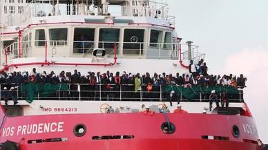 Tres oenegés abandonan los rescates marítimos por las trabas de Libia