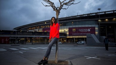 L'atletisme del Barça toca sostre