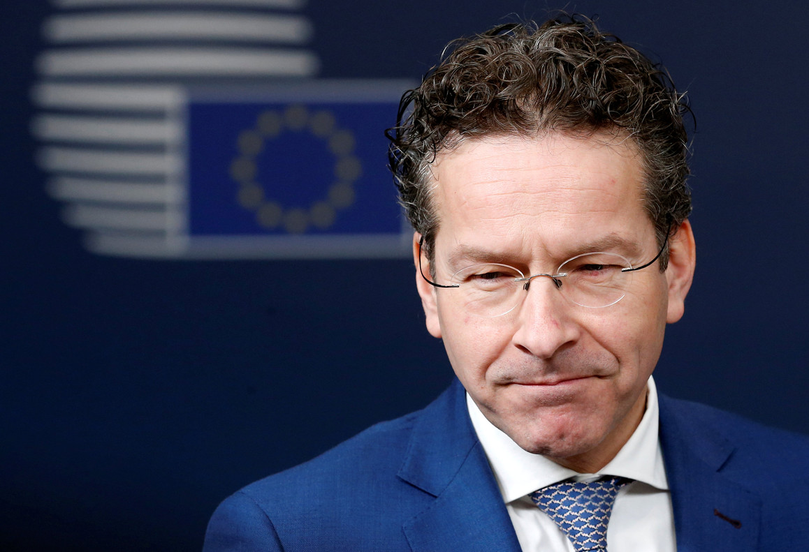Jeroen Dijsselbloem se aferra a su silla de presidente del Eurogrupo