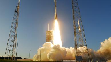 Lanzamiento de la sonda 'Osiris Rex', esta madrugada en Cabo Ca�averal.