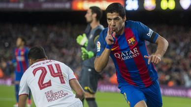 Así están las apuestas del Barça-Sevilla