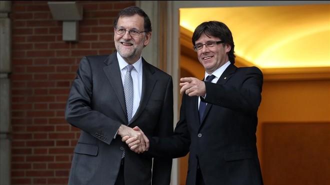 Rajoy y Puigdemont: ¿Por qué?