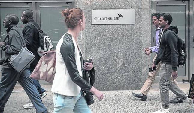 Macromulta a Credit Suisse