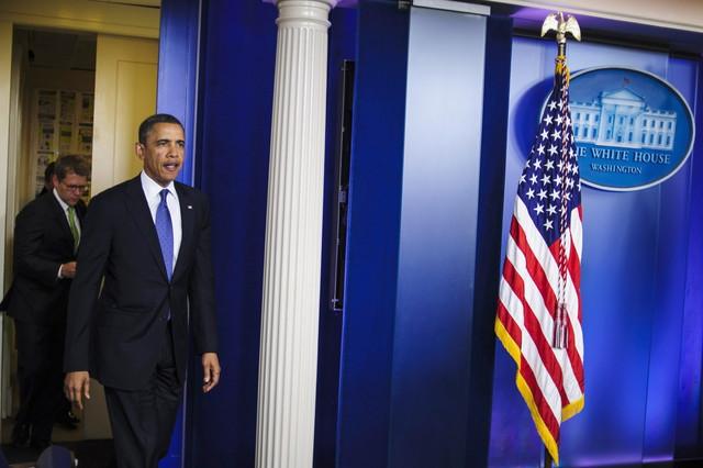 """Obama achaca el bloqueo presupuestario a la """"intransigencia"""" de los republicanos"""