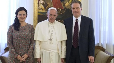 El Papa nombra a un estadounidense del Opus Dei nuevo portavoz del Vaticano