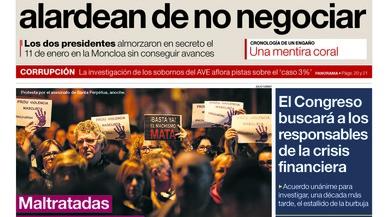 De l'art de mentir, dissimular, dialogar i negociar de Rajoy i Puigdemont