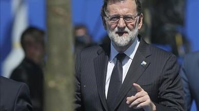 """Rajoy: """"Ni mi Gobierno ha intentado jamás influir en la justicia ni los jueces lo tolerarían"""""""