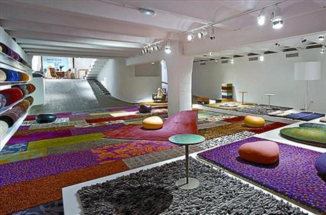 Barcelona en el iphone - Nani marquina alfombras ...