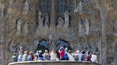 Un blog narrará la evolución en la construcción de la Sagrada Familia