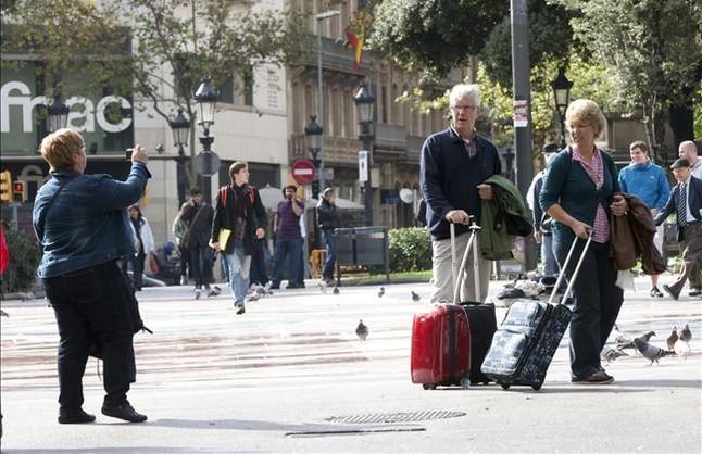 Barcelona, en el 'top ten' de las ciudades mejor valoradas por la amabilidad de sus taxistas