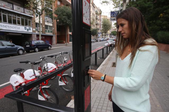 Trias no ve caro el aumento del bicing - Calle marina barcelona ...
