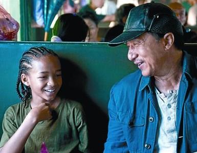 El hijo de Will Smith se convierte en estrella gracias a 'Karate Kid'