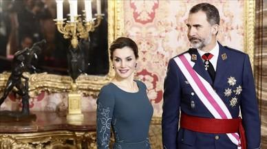 El pressupost de la Casa del Rei puja per primera vegada en tres anys