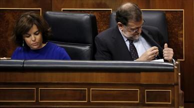 El Congrés torna a rebutjar el referèndum a Catalunya