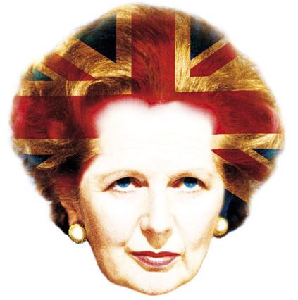 El arte contra Thatcher