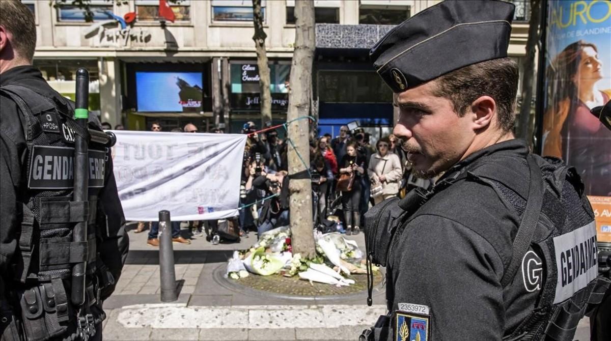 La investigació de l'atemptat a París que ha sacsejat les eleccions a França, en directe